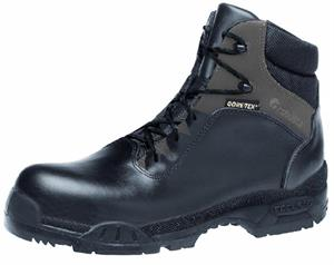 Bota ARPON, S3 BLACK LEATHER, comp/kevlar
